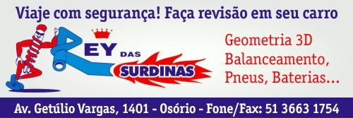 Rey das Surdinas - 13/06/2017