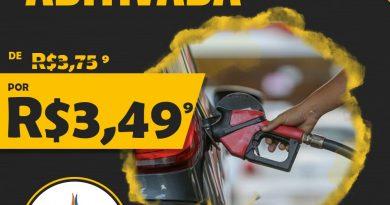 Quer gasolina barata? Associado Rede de Vantagem tem descontos exclusivos