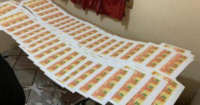 Torres: operação da PF mira criminosos que falsificavam dinheiro