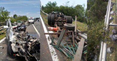Grave acidente tem mortos na Freeway em Osório