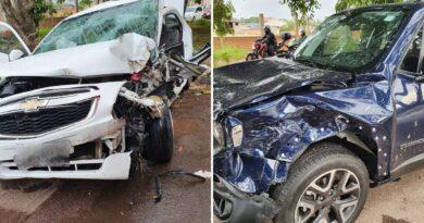 Colisão envolve veículos e deixa feridos na RS-030