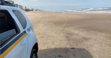 Adolescente morre afogada no mar