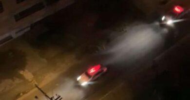 Assassinato, perseguição policial e tiroteio marcam a noite em Tramandaí
