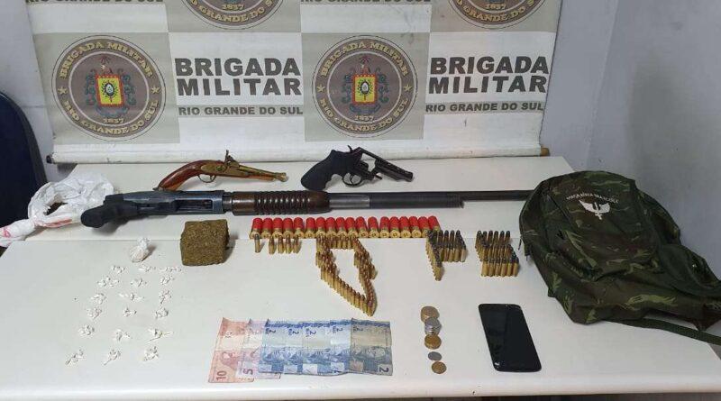 Brigada Militar impede execução de homem no Litoral Norte