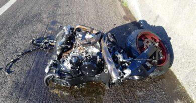 Motociclista morre em acidente na BR-101