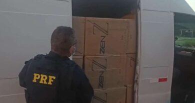 Contrabandista é preso em Osório