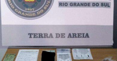 Estelionatário vendia rifas falsas dizendo ajudar criança de Osório com paralisia cerebral