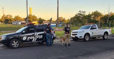 Polícia apura maus tratos a animais em Osório