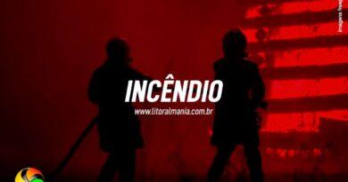 Idoso morre após incêndio atingir residência em Imbé