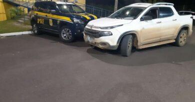 Veículo furtado e clonado é recuperado em Osório