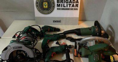 Criminosos são presos após atacar comércio em Imbé