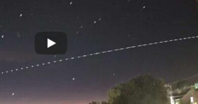 Vídeo: foguete chinês que caiu na Terra foi visto no céu de Torres