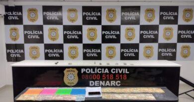 Festa Rave: servidor da Justiça do Trabalho é preso por tráfico de drogas