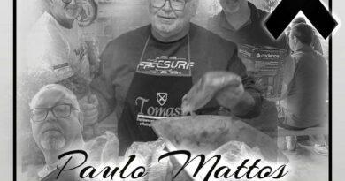 Arroio do Sal se despede de Paulo Luiz Vargas de Mattos