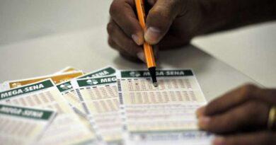 Mega-Sena: prêmio acumula em R$ 12 milhões